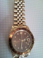 Rolex SG Brown dial Oyster Perpetual GMT-Master II Jubilee Bracelet B 16000.jpg