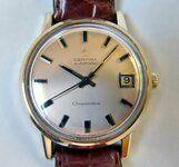 rony-Certina Chronometre.JPG